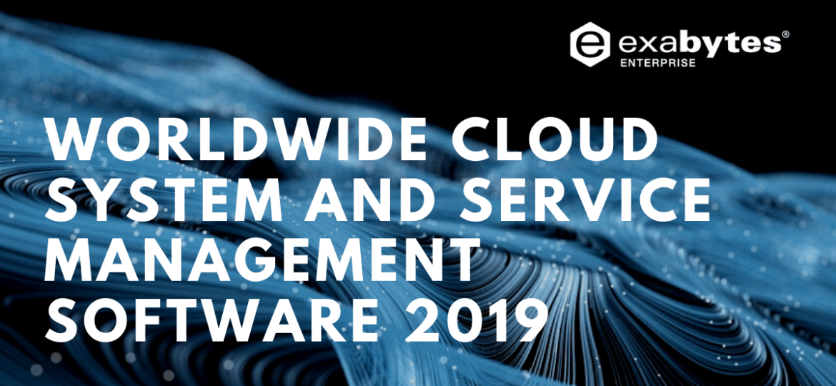 Worldwide Cloud System and Service Management Software 2019